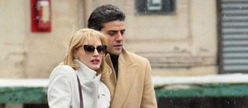 Anna and Abel A Most Violent Year