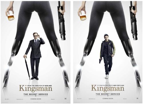 kingsman posters