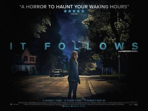 Iit Follows Poster