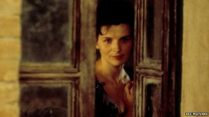 the english patient Juliette Binoche
