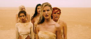 Mad Max Zoë Kravitz  Rosie Huntington Whiteley Riley Keough