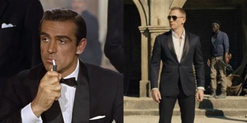 james bond blue evening suit