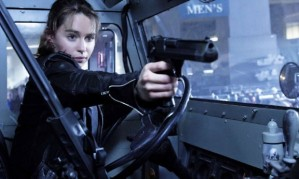 Sarah Connor Emilia Clarke