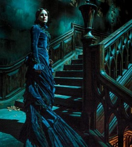 crimson peak jessica chastain