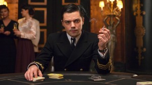 dominic cooper as ian fleming