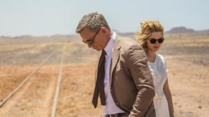 James Bond and Madeleine Swann