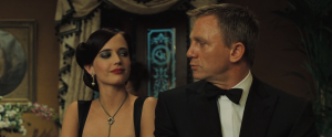 james bond and vesper lynd