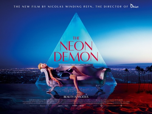 neon-demon poster