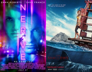 Nerve and The Shallows