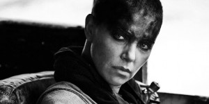 Mad Max Fury Road Black & Chrome