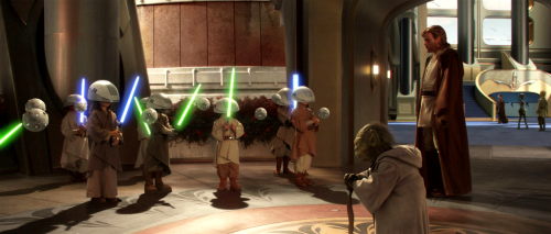 yoda and younglins