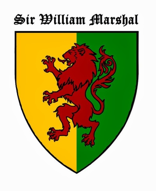 William Marshal coat of arms