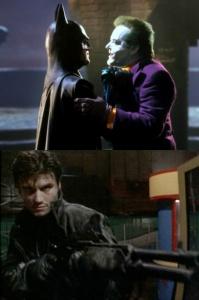 Batman The Punisher
