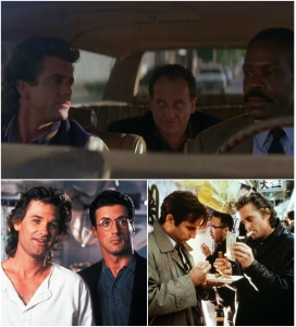 Lethal Weapon 2 Black Rain Tango & Cash