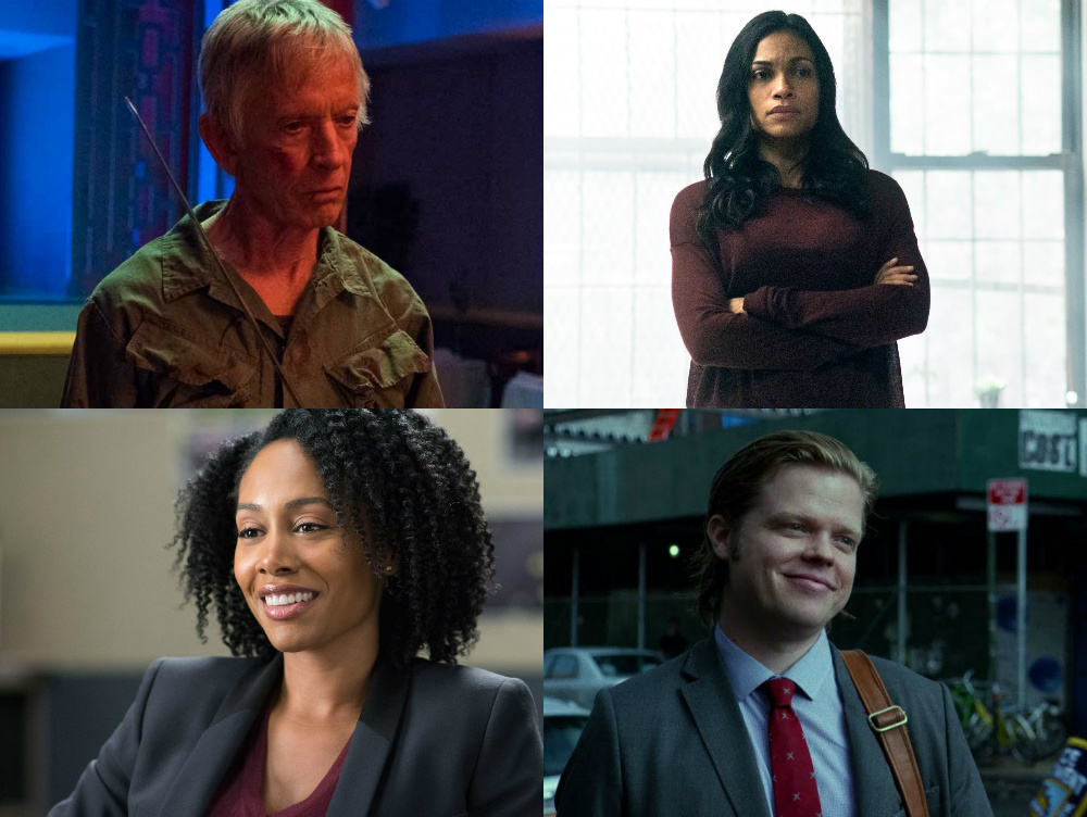 The Defenders Secondary Characters
