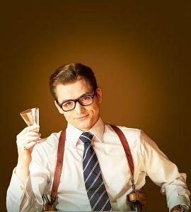 kingsman martini