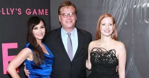 'Molly's Game' New York Premiere