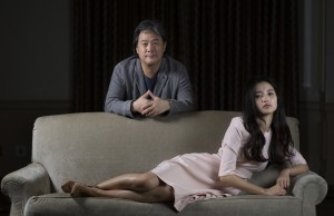 Chan-wook Park for The Handmaiden