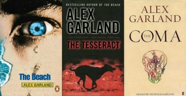Alex Garland Novels