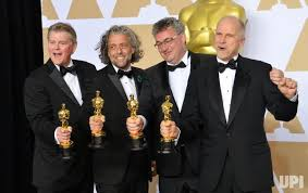 John Nelson, Gerd Nefzer, Paul Lambert, Richard R. Hoover