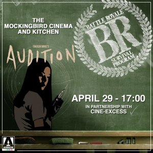 Battle Royale and Audition