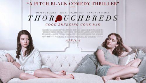 Thoroughbreds poster