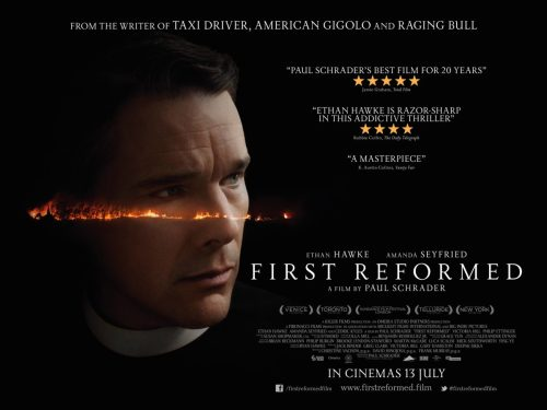 First Reformed poster