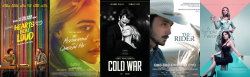 movie of the month contenders