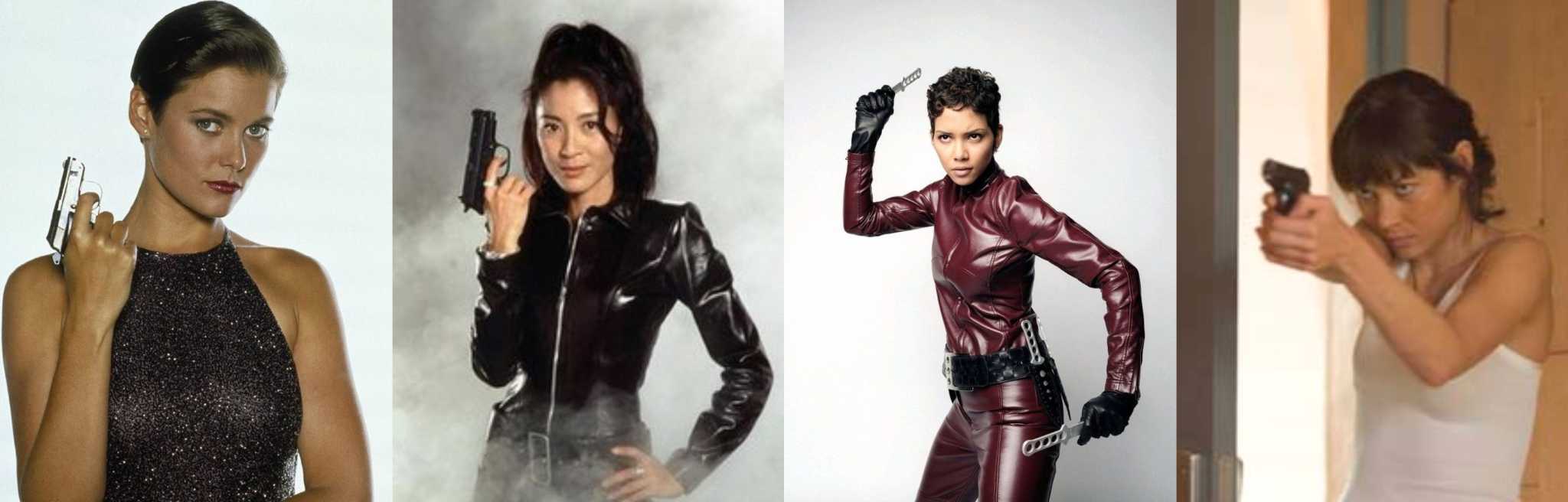 Female Bond Spin-offs