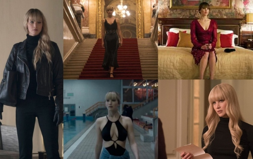 Red Sparrow