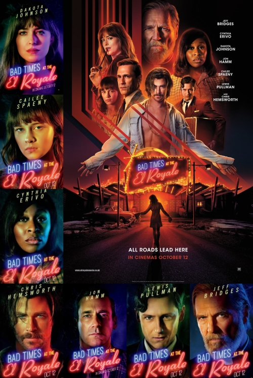 Bad Times at the El Royale (1)