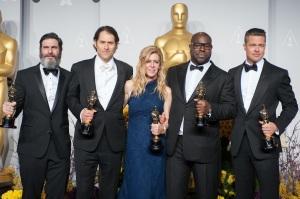 86th Oscars, Backstage