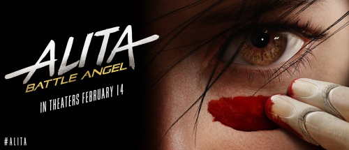 Alita Battle Angel Poster