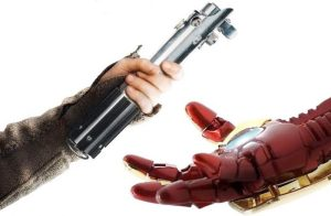 marvel and lucasfilm