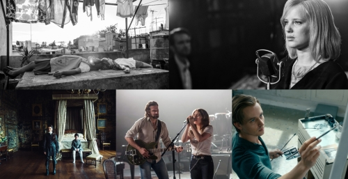 Ranking Oscar Nominations CINEMATOGRAPHY