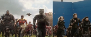 VISUAL EFFECTS AVENGERS INFINITY WAR