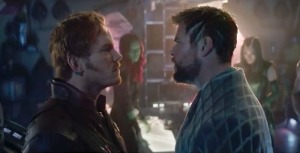 star lord thor