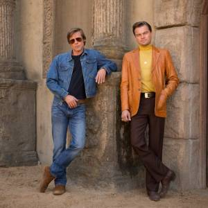 once upon a time in hollywood dicaprio and pitt