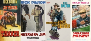 Rick Dalton Movie posters (1)