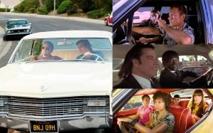 talking in cars