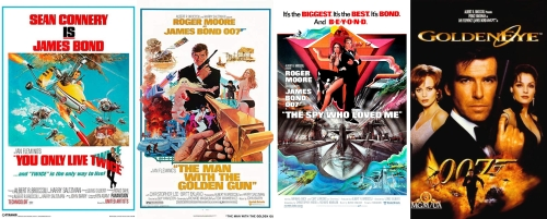 Some of the Fun Bond Movies