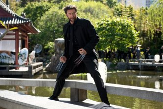 The Wolverine Logan