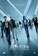 X Men First Class Poster